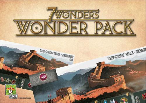 Image de 7 Wonders Wonder Pack