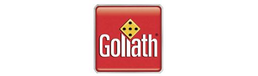 Logotipo de Goliath Iberia