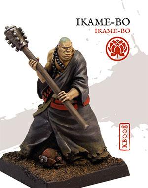 Ikame-Bo de Kensei