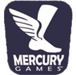Logotipo de Mercury Games editor de Guns of Gettysburg