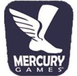 Logotipo de Mercury Games editor de Guns of Gettysburg