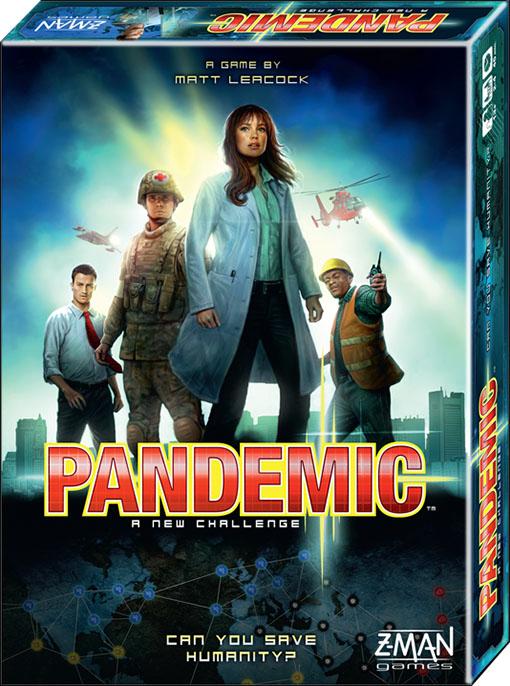 Caja de Pandemic