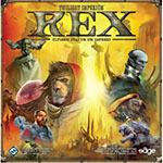 Caja de del juego rex