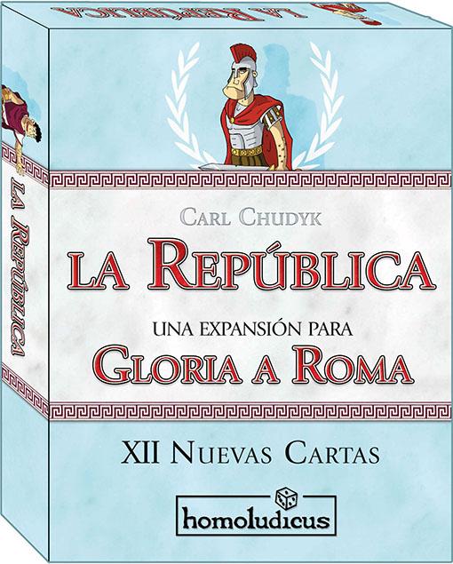 Glria a Roma Replublica de Homoludicus