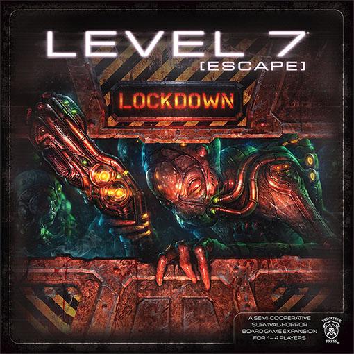 Caja de la expansión de Level 7 [Escape] Lockdown
