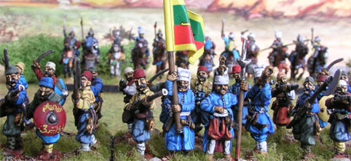 Otomanos de Venexia