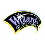 Logo de wizard of the Coast