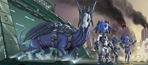Mecha-Goblins de Ryu
