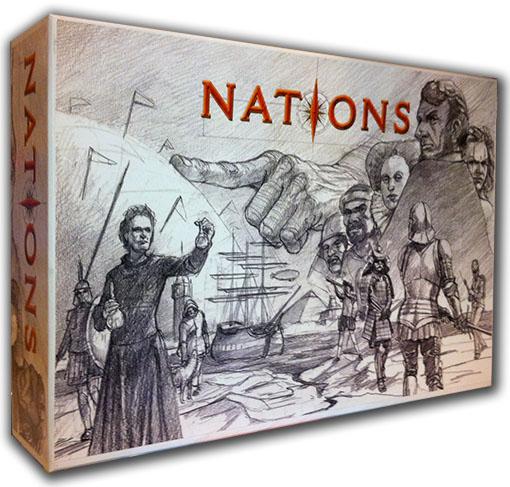 Caja provisional de nations