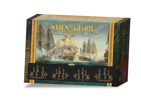 Caja inicial de Sails of glory