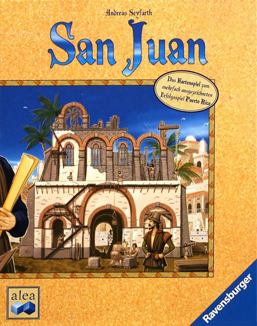 Caja del Juego San juan