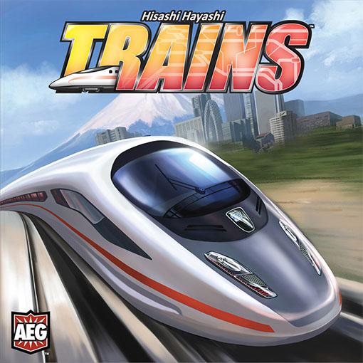Caja de Trains