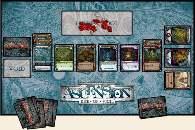 Partida de ascension: Rise of the Vigil