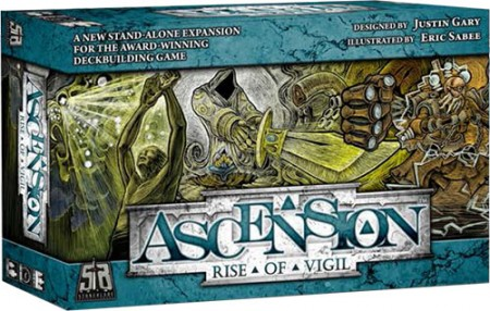 Caja de Ascension: Rise of the Vigil