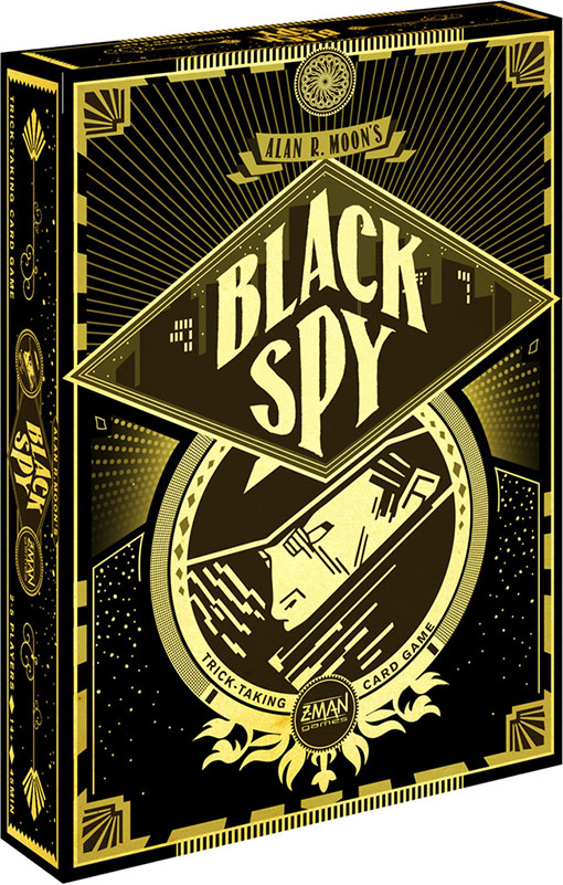 Caja de Black Spy