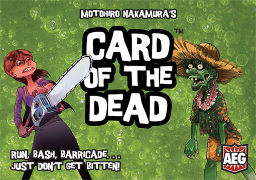 Portada de Card of the Dead
