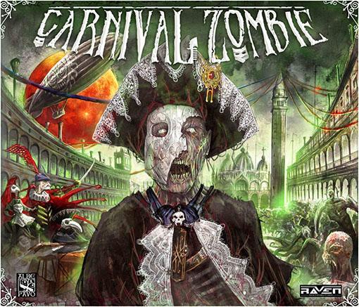 Portada de Carnival Zombie