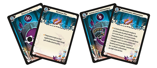 Cartas de seasons:Enchanted Kingdoms