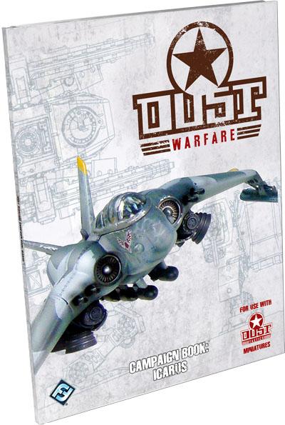Libro de Campaña Icarus