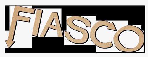 Logotipo del juego Fiasco