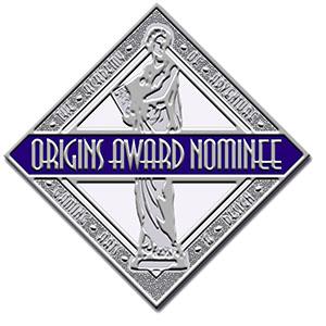 Logo de los nominados a los Origins Award