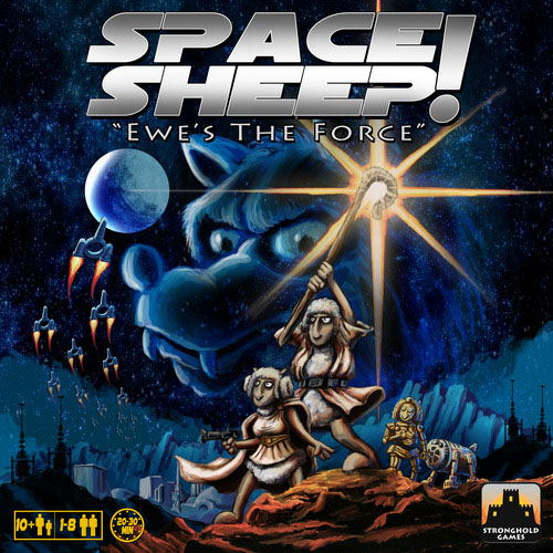 Portada de Space Sheep