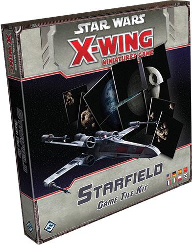 Caja de la nueva expansión de mapas modulares de X-wing