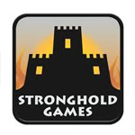 Logotipo de stronghold Games