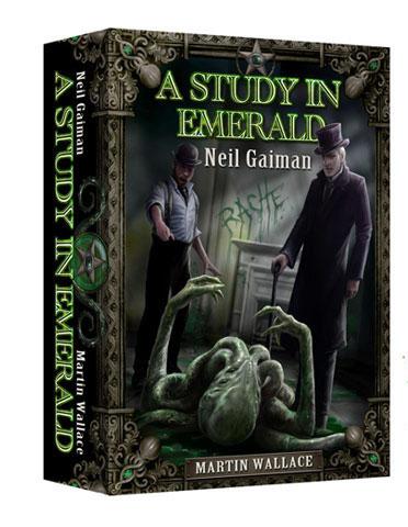 Caja de A study in Emerald