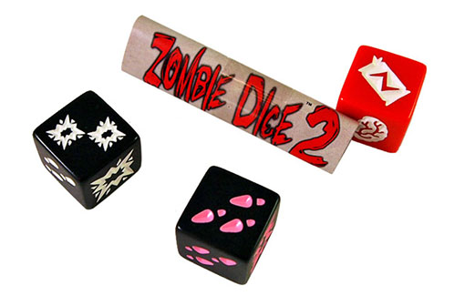 Expansion de zombie dice