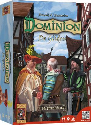 caja de la expansión Dominions Guilds