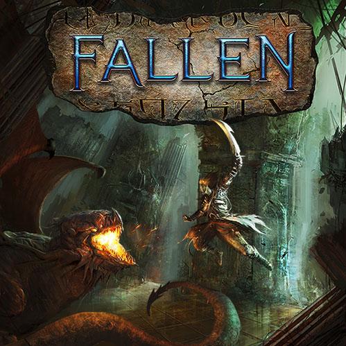 Imagen de la portada de Fallen