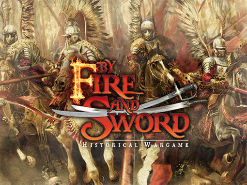 Portada de By Fire and Sword