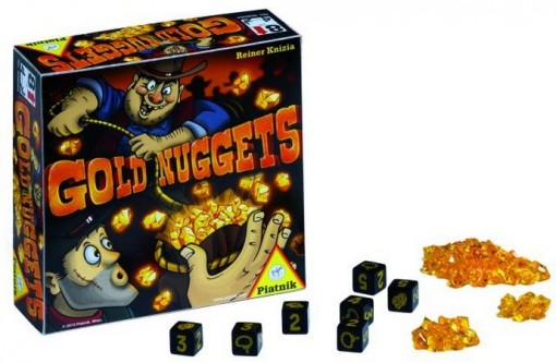 Componentes de Gold Nuggets