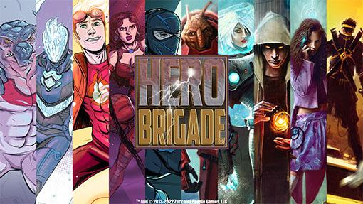 Portada de Hero Brigade