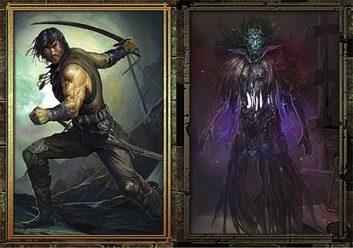 Héroe y señor oscuro de Fallen