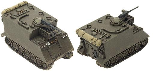 El M577 de Battlefront miniatures