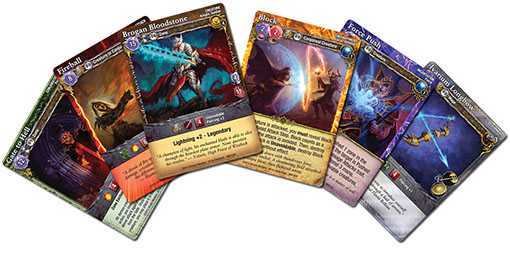 Cartas de Mage wars