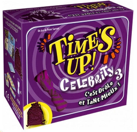 Caja de Time's Up Celebrity