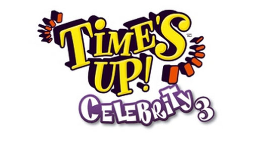 Logo de Time's Up Celebrity