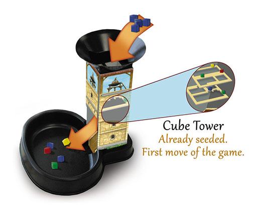 Torre de cubos de Amerigo