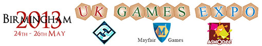logotipo del UK games Expo