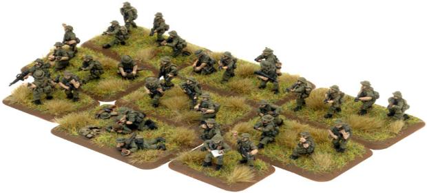 Infantería Vietnam ANZAC para Flames of War