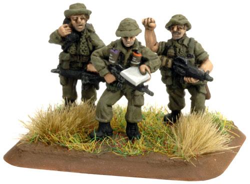 Mando para Vietnam ANZAC para Flames of War