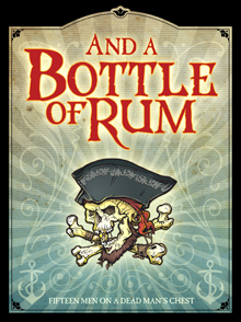An a Bottle of Rum