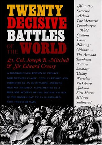 Libro veinte batallas decisivas