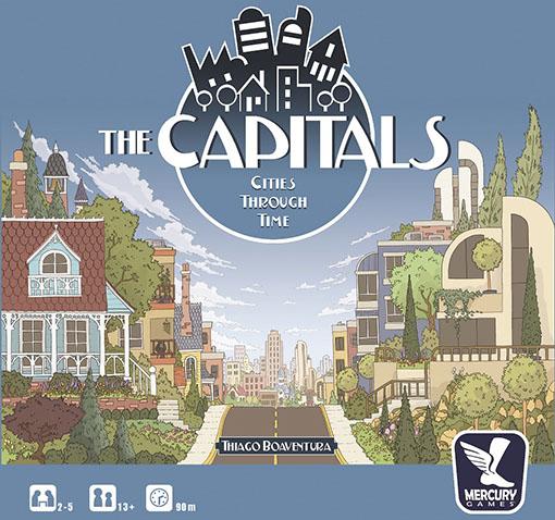 Portada de The Capitals