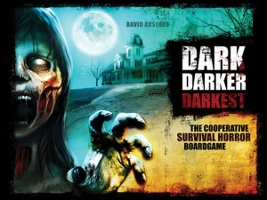Portada de Dark darker darkest