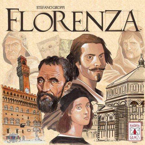 Portada de Florenza