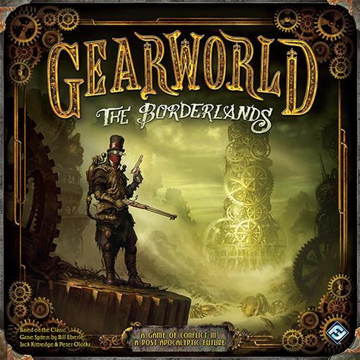 Caja de Gearworld